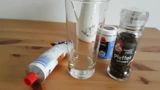 Томатный сок в домашних условиях из томатной пасты, соли, перца и воды