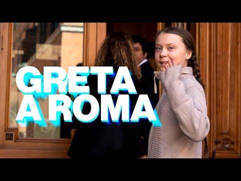 Greta Thunberg in Italia: lo sciopero, il Papa, le polemiche - Timeline