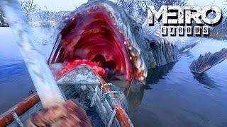 Metro Exodus Gameplay German #04 - Angelausflug mit Anna