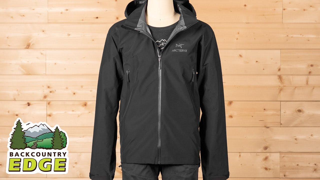 ff450ec96cd Arc'teryx Men's Beta AR Jacket - YouTube