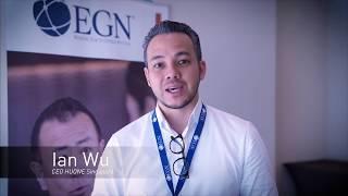 Testimonial from Ian Wu, CEO at Huone