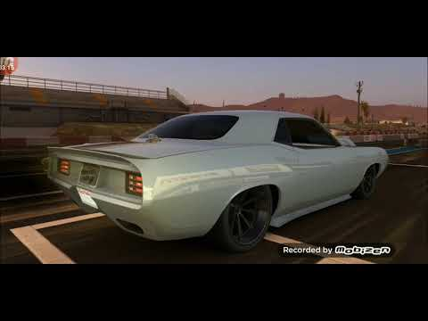 "CSR2 Plymouth 'Cuda""Torc"" Weaver Customs Review"