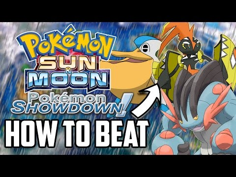 How to Beat Rain Teams in Pokemon Sun and Moon OU - Best Counters to Rain Teams in Pokemon Showdown