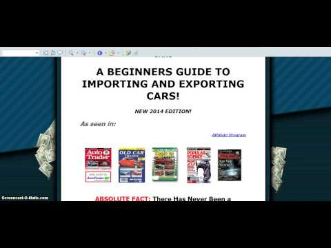 Import Export Car Business Your How To Guide