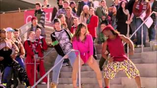 """MÚSICA - GLEE - Full performance of """"Hung UP"""" -  From: """"Diva"""""""