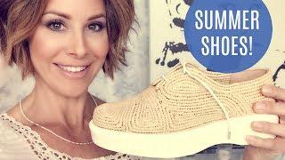 Packing Smart: Summer Shoe Trends I Love