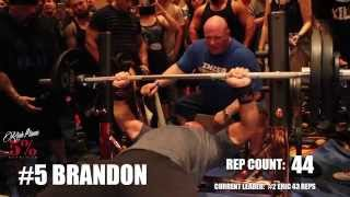 5% Golden State Bench Press Competition - Men