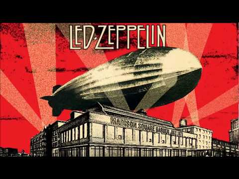 LED ZEPPELIN - THE LOST LIVE ALBUM (Full)