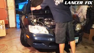 Lancer Fix 19 | Oil Change (new)