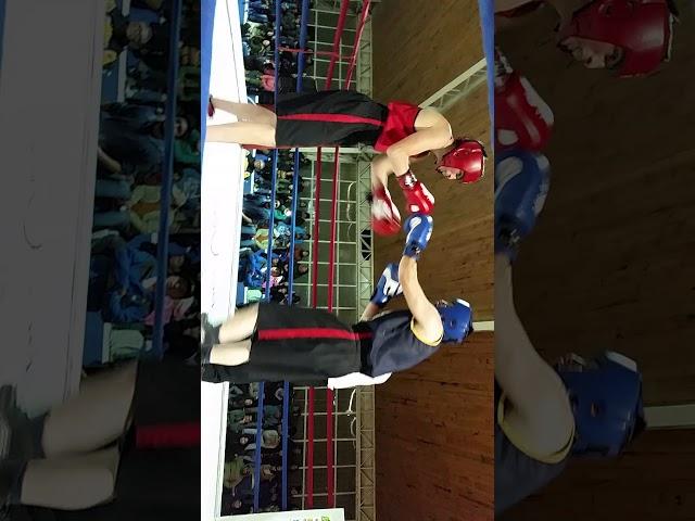Boxe amater CAÑETE CHILE AGOSTO 2017