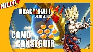 Dragon Ball Xenoverse, Dicas #6 Como conseguir rápido as 7 Esferas do Dragão - Nillo21.