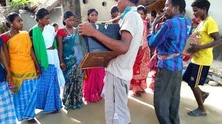 SANTHALI TRADITIONAL DANCE ON WEDDING