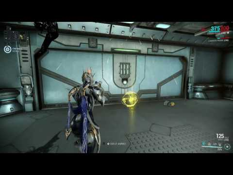 Warframe - Riven Challenge Tutorial - Scan/Hobbled/No Traps, Abilities, or Damage - Solo.