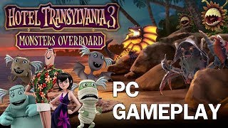 Hotel Transylvania 3 Monsters Overboard PC Part 1 Walkthrough First Look PC Gameplay