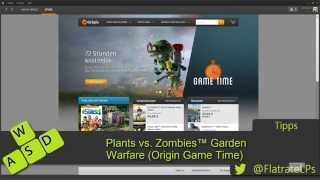 Plants vs. Zombies™ Garden Warfare (Origin Game Time)