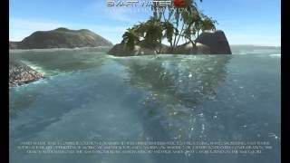 Smart Water 3D version 1.7a sandbox demo: water system for the Unity 3d engine.