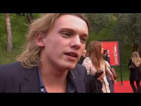 New Moon cast at Rome Film Festival