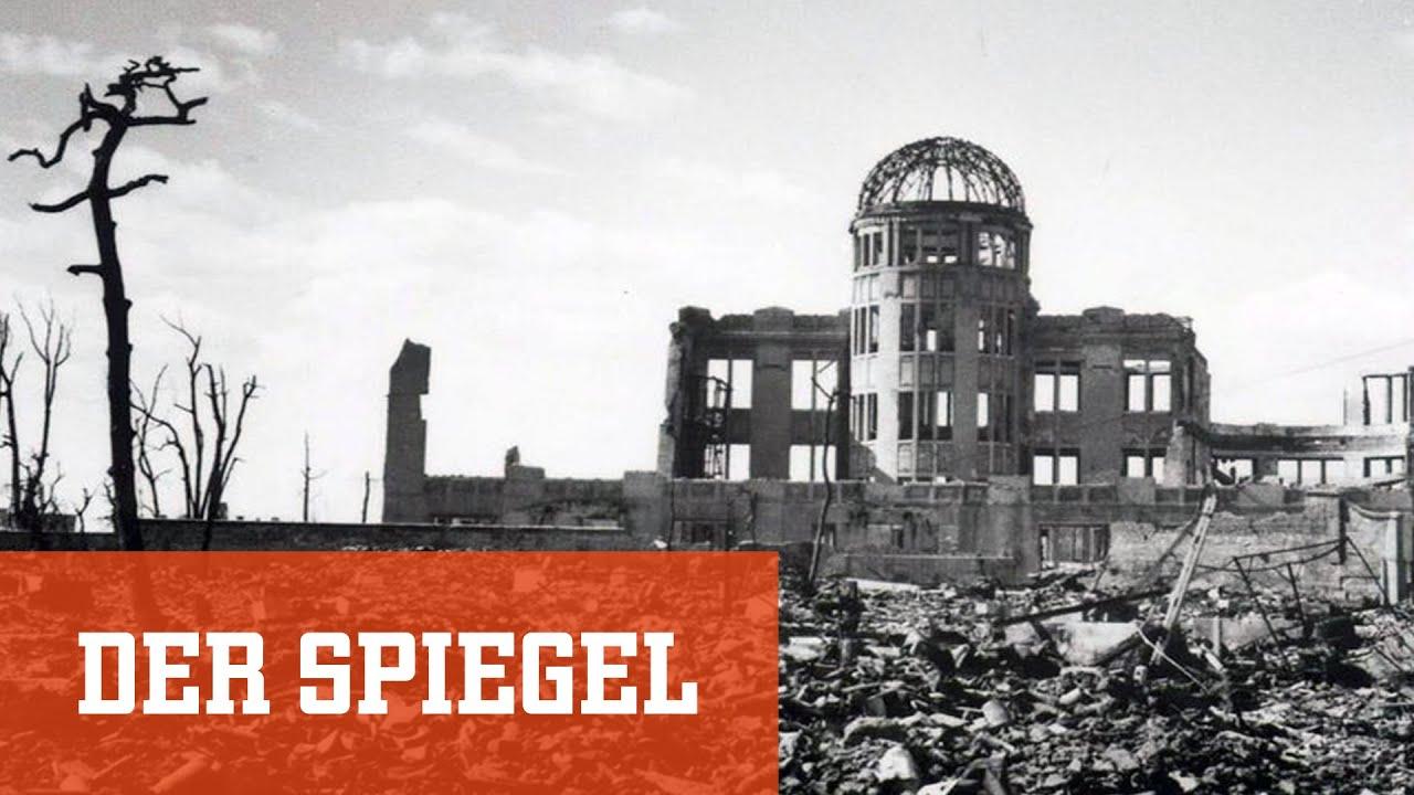 75 Jahre Hiroshima: Als die Sonne vom Himmel fiel