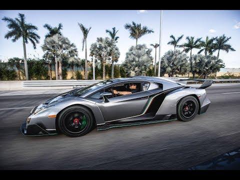 Pagani Huayra, Lamborghini Veneno, Huracan EVO, Best of Supercars Rolling on Highway Compilation