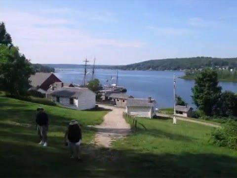 Travel: Discovery Harbour Penetanguishene,  Ontario