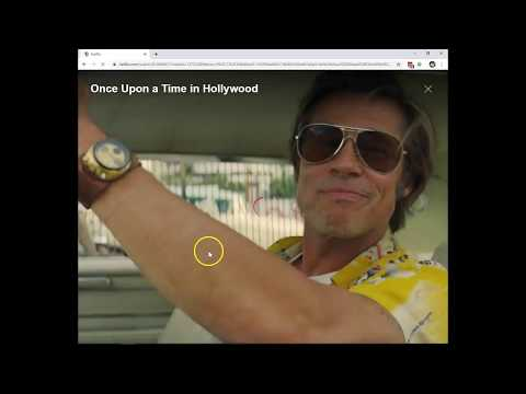 Is Once Upon A Time In Hollywood On Netflix? YES!