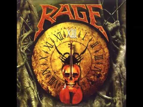 Клип Rage - Over And Over