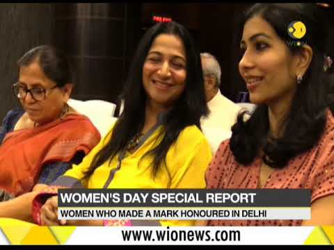Indian council for UN relations in New Delhi celebrated International Women's Day