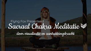 Krachtige Sacraal Chakra Meditatie Door Visualisatie En Aantrekkingskracht