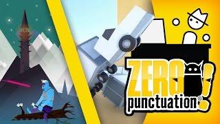 Clustertruck & Lichtspeer (Zero Punctuation)