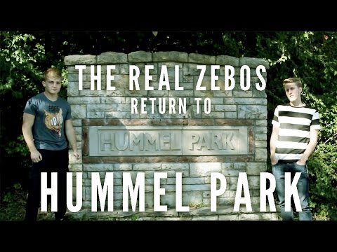 Return To Haunted Hummel Park - The Real Zebos