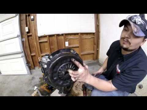 Not So Fun Mitsubishi Mirage Transmission (Transaxle) Removal, Clutch And Flywheel.....