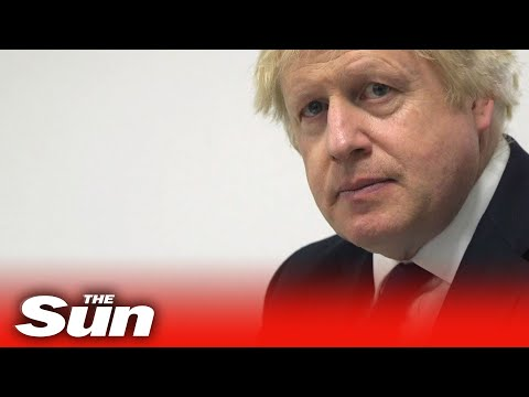 The Sun spends a 16-hour day with Prime Minister Johnson during the 2019 general election campaign
