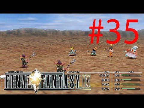 Guia Final Fantasy IX (PS4) - 35 - Magia Azul de Quina (PARTE 2). Chocografia. 2º Pantano de los Qu