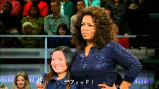 Charice & Celine Dion   Because You Loved Me at MSG_JPsub_日本語字幕