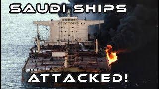 BREAKING News: Prophetic Sign of SAUDI Oil Ships ATTACKED | Iran vs Babylon