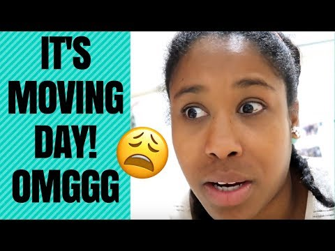 MOVING DAY IS FINALLY HERE!! | LIFE IN KOREA VLOG | ARIELAMAZINGGDAY