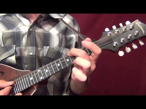 Six Old-Timey Mandolin Licks in G - with TAB