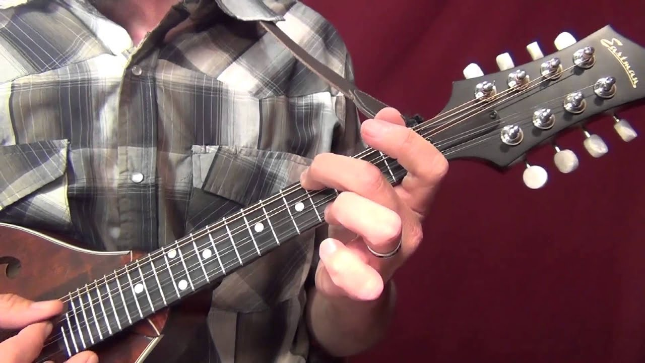 Guitar lick old time