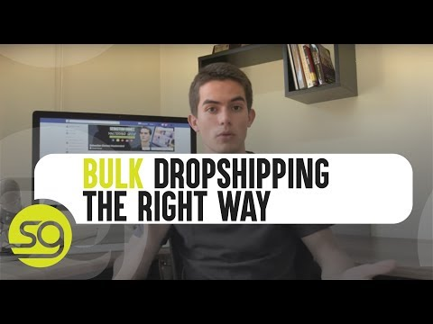 How To Do Bulk Dropshipping The Right Way | #79