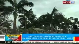 BP: 50-anyos na lalaki sa Bogo City, Cebu, nasawi sa pananalasa ng bagyong Ruby