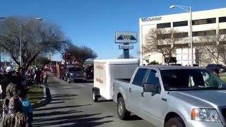 Mardi Gras 2016 Morgan City, Louisiana