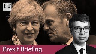 May risks Brexit betrayal