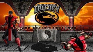 Mortal Kombat Trilogy - Ermac【TAS】