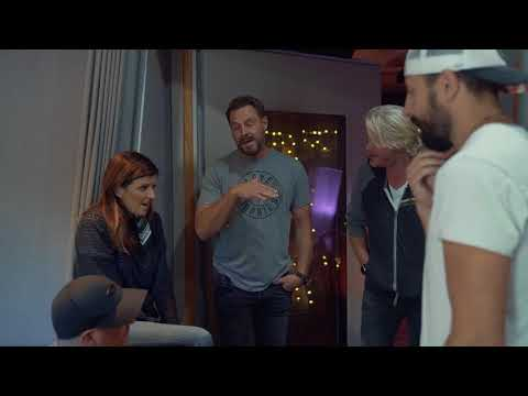 Old Dominion - In The Studio With Little Big Town