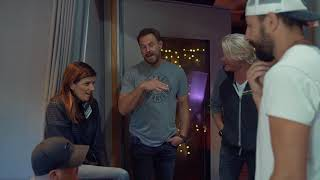 Old Dominion - In The Studio Recording With Little Big Town