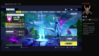 We found the most strangest thing on fortnite