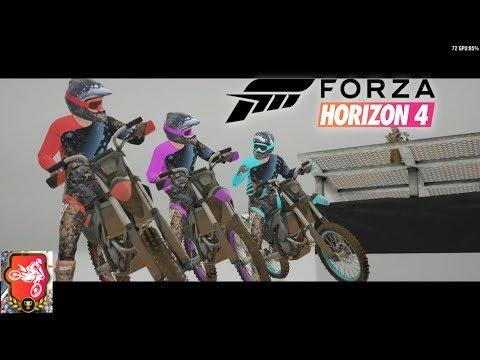 Forza Horizon 4 - Motocross Showcase