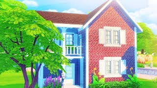 COZY COVE 🏡 // The Sims 4: Speed Build