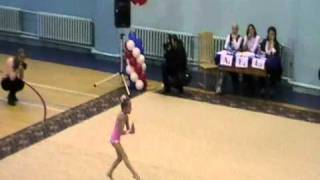 художественная гимнастика БП 6 лет