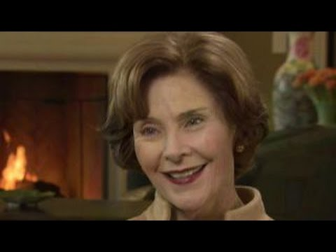 Laura Bush: We regret our candidate